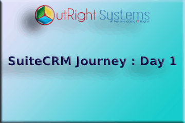 SuiteCRM Journey : Day 1
