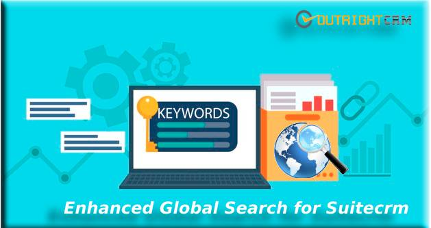 SuiteCRM Enhanced Global Search